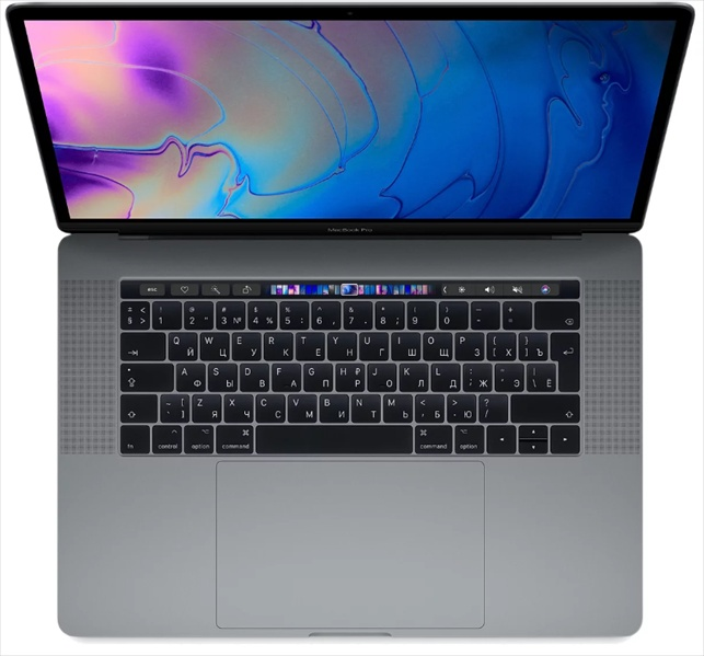 Apple 15-inch MacBook Pro, Touch Bar (2019), 2.3GHz 8-core 9th-gen. Intel Core i9 TB up to 4.8GHz, 16GB, 512GB SSD, Radeon Pro 560X - 4GB, Space Gray (rep. MR942RU/ A)<img style='position: relative;' src='/image/only_to_order_edit.gif' alt='На заказ' title='На заказ' />