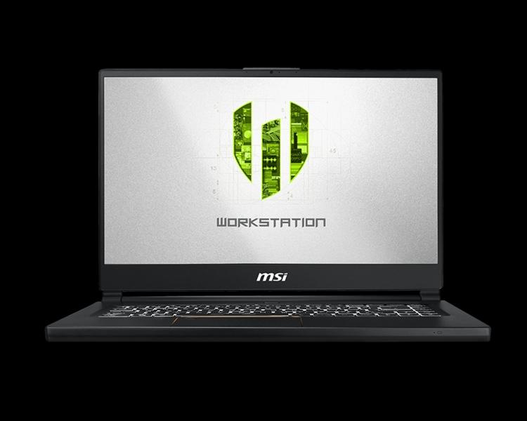 MSI WS65 8SK-603RU Core i7-8750H 2.2GHz, 15.6