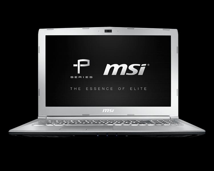 MSI PE62 8RC-277RU Core i7-8750H 2.2GHz, 15.6