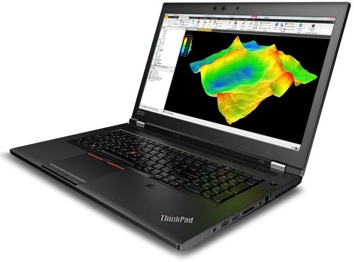 Lenovo ThinkPad P72 17.3