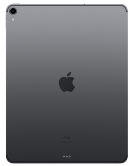 Apple 12.9-inch iPad Pro 3-gen. (2018) Wi-Fi 64GB - Space Grey<img style='position: relative;' src='/image/only_to_order_edit.gif' alt='На заказ' title='На заказ' />