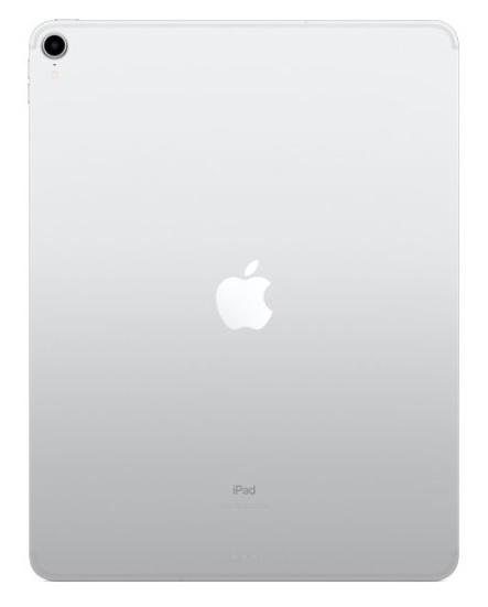 Apple 12.9-inch iPad Pro 3-gen. (2018) Wi-Fi + Cellular 256GB - Silver