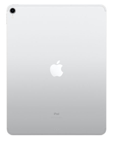 Apple 12.9-inch iPad Pro 3-gen. (2018) Wi-Fi + Cellular 64GB - Silver<img style='position: relative;' src='/image/only_to_order_edit.gif' alt='На заказ' title='На заказ' />
