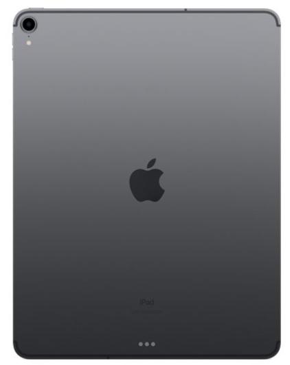 Apple 12.9-inch iPad Pro 3-gen. (2018) Wi-Fi + Cellular 64GB - Space Grey