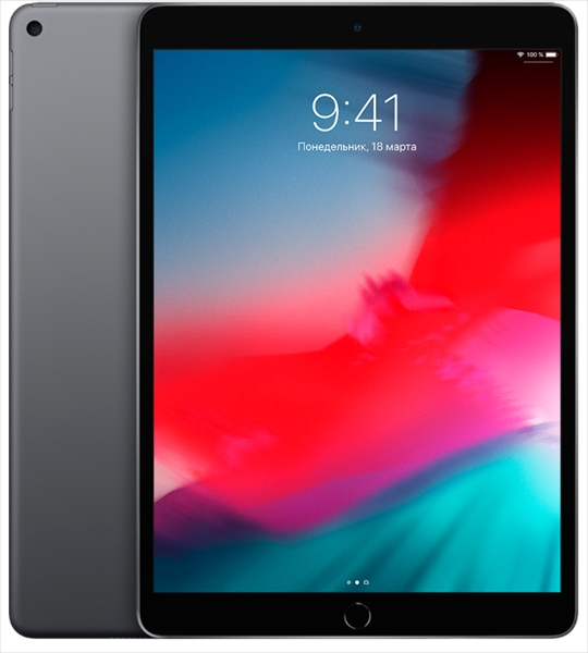 Apple 10.5-inch iPad Air (2019) Wi-Fi 256GB - Space Grey <img style='position: relative;' src='/image/only_to_order_edit.gif' alt='На заказ' title='На заказ' />