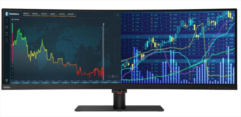 Lenovo ThinkVision P44w 43.4