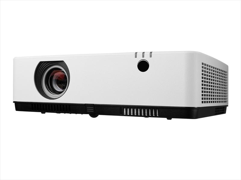 NEC projector ME372W 3LCD, 1280 x 800 WXGA, 16:10, 3700lm, 16000:1, 2хHDMI, 3, 2 kg NEW