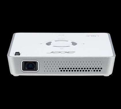 Acer projector C101i, LED, WVGA, 150Lm,  1200/ 1, HMDI, wireless projection, tripod, Battery 3400mAh + USB power, 265g
