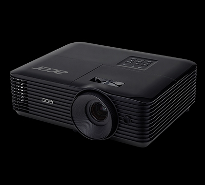 Acer projector X118H, DLP 3D, SVGA, 3600 lm, 20000/ 1, HDMI, Audio, 2.7kg, Black (replace X117H)