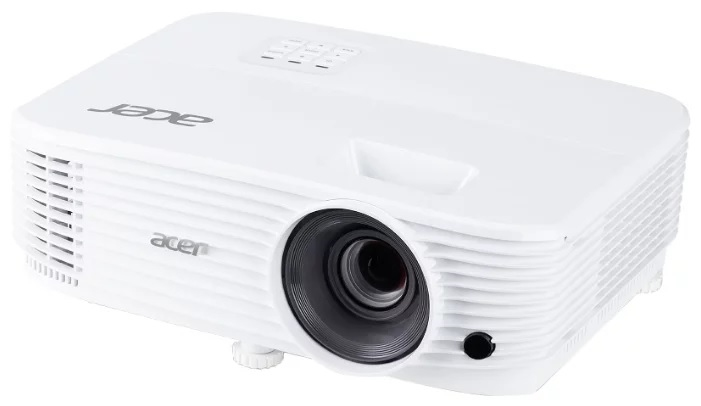 Acer projector P1350WB, DLP 3D, WXGA, 3700Lm, 20000/ 1, 2xHDMI, RJ-45, Bag, 2.25kg (replace MR.JLQ11.001)