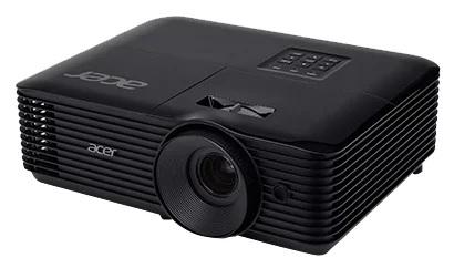 Acer projector X168H, DLP 3D, WUXGA, 3500Lm, 10000/ 1, HDMI, 3.1kg, EURO Power EMEA