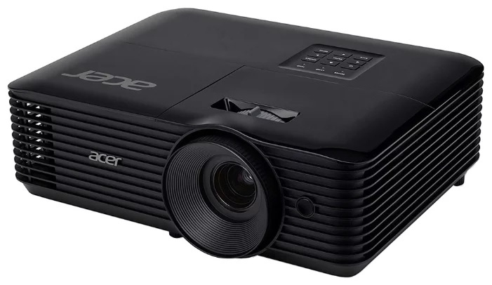 Acer projector X138WH, DLP 3D, WXGA, 3700Lm, 20000/ 1, HDMI, 2.5Kg, EURO Power (replace X137WH)