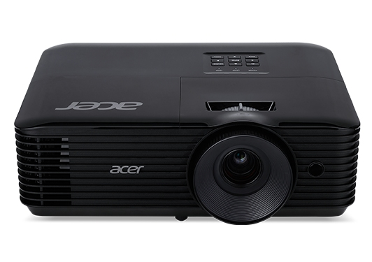 Acer projector X128H, DLP 3D, XGA, 3600Lm, 20000/ 1, HDMI, 2.5Kg, EURO Power (replace X127H)
