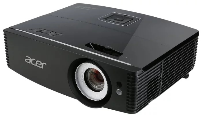 Acer projector P6600, DLP 3D, WUXGA, 5000Lm, 20000/ 1, HDMI, RJ45, HDBaseT, V Lens shift, LumiSense+, Bag, 4.5Kg, EURO/ UK Power EMEA <img style='position: relative;' src='/image/only_to_order_edit.gif' alt='На заказ' title='На заказ' />