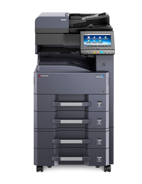 Kyocera TASKalfa 3212i (P/ C/ S, A3, 32/ 17 ppm А4/ A3,  2048 Mb + 32 SDD, USB 2.0, Ethernet, б/ крышки и тонера)