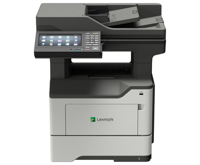 Lexmark Multifunction Laser MX622ade (p/ c/ s/ f, A4, 47 ppm, 2048 Mb, 1 tray 350, USB, ADF, Duplex, Cartridge 6000 pages in box, 1y warr. ) <img style='position: relative;' src='/image/only_to_order_edit.gif' alt='На заказ' title='На заказ' />