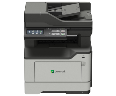 Lexmark Multifunction Laser MX421ade (p/ c/ s/ f, A4, 40 ppm, 1024 Mb, 1 tray 350, USB,  Duplex, Cartridge 3000 pages in box, 1y warr. ) <img style='position: relative;' src='/image/only_to_order_edit.gif' alt='На заказ' title='На заказ' />