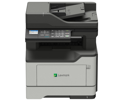 Lexmark Multifunction Mono Laser MB2338adw (p/ c/ s/ f, A4, 36 ppm, 1024 Mb, 1 tray 350, USB, ADF, Duplex, Cartridge 2000 pages in box, 1+3y warr. )