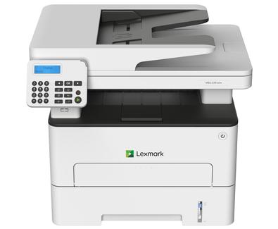 Lexmark Multifunction Mono Laser MB2236adw (p/ c/ s/ f, A4, 34 ppm, 512 Mb, 2trays 250+1, USB/ Eth,  Duplex, ADF 50, Cartridge 700 pages in box, 1y warr. )