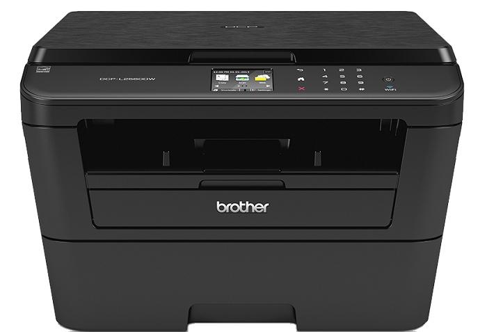 Brother DCP-L2560DWR (P/ C/ S, A4, 64Мб, 30стр/ мин, Duplex, LAN, WiFi, USB, старт.тонер 1200 стр, 3 года гарантии)
