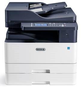 МФУ XEROX B1025 (A3, Platen, P/ C/ S, 25ppm A4 speed, 1, 5 GB, PCL6, PostScript, USB)