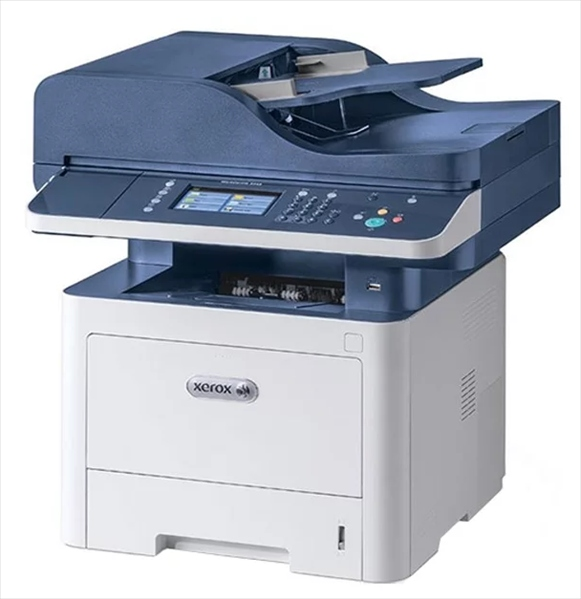 МФУ XEROX WC 3335 DNI (A4, Laser, 33ppm, max 50K pages per month, 1.5 GB, USB, Eth, WiFi)