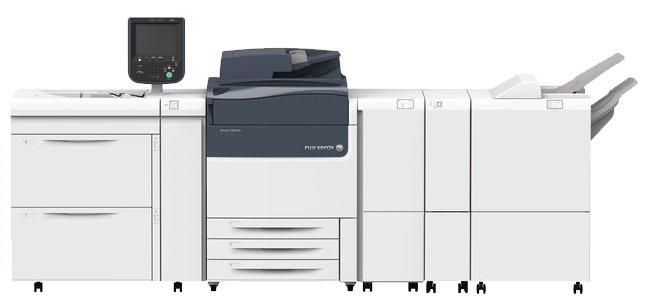 Xerox Цветное МФУ Versant 180 Press с встроенным контроллером EFI