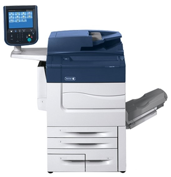 Цветное МФУ Xerox Color C70 c внешним контроллером EFI EX<img style='position: relative;' src='/image/only_to_order_edit.gif' alt='На заказ' title='На заказ' />