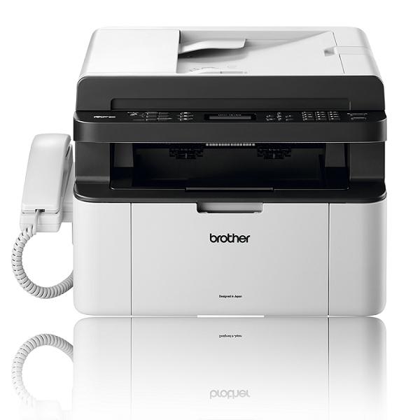 Brother MFC-1815R (P/ C/ S/ F, A4, 16Мб, 20cтр/ мин, GDI, ADF10, USB, лоток 150л, старт.тонер 1000 стр.)