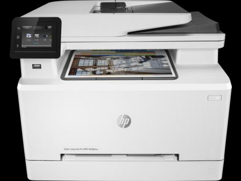 HP Color LaserJet Pro MFP M280nw (p/ c/ s, 600x600dpi, ImageREt3600, 21(21) ppm