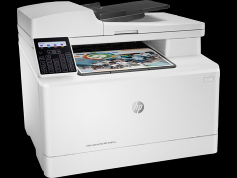 МФУ HP Color LJ Pro MFP M181fw