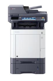 Kyocera ECOSYS M6630cidn (замена модели M6530cdn) (P/ C/ S/ F, А4, 30 ppm, 1200 dpi, 1024 Mb, USB 2.0, Network, touch panel, duplex, авт.) продажа только с доп. тонером TK-5270 K/ C/ M/ Y
