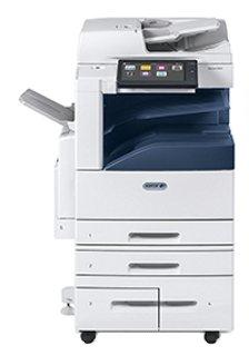 Xerox Цветное МФУ AltaLinkC8035 с трёхлотковым модулем