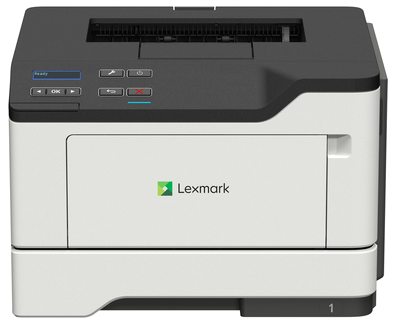 Lexmark Single function Mono Laser B2338dw ( A4, 36 ppm, 512 Mb, 1 tray 150, USB, Wi-fi,  Duplex, Cartridge 1500 pages in box, 1+3y warr. )