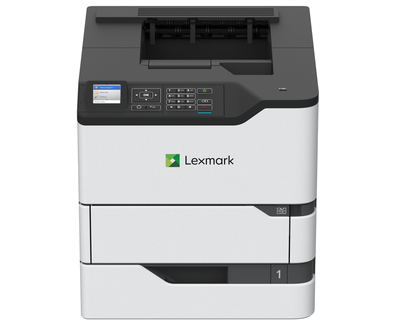 Lexmark Single function Mono Laser MS821dn ( A4, 52 ppm, 512 Mb, 1 tray 550, USB,  Duplex, Cartridge 11000 pages in box, 1y warr. ) <img style='position: relative;' src='/image/only_to_order_edit.gif' alt='На заказ' title='На заказ' />