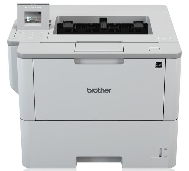 Brother HL-L6400DW, A4, 50 стр/ мин, 512Мб, Duplex, GigaLAN, WiFi, лоток 520л, NFC, USB, старт.картридж 12000стр<img style='position: relative;' src='/image/only_to_order_edit.gif' alt='На заказ' title='На заказ' />