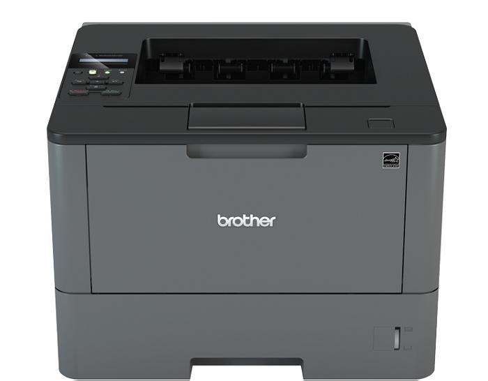 Brother HL-L5200DW, A4, 40 стр/ мин, 256Мб, Duplex, LAN, WiFi, USB, старт.тонер 3000 стр.