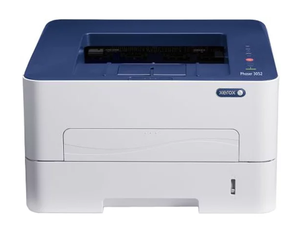 Принтер XEROX Phaser 3260DNI (A4, Laser, 28ppm, max 30K pages per month, 256 Mb, PCL 5e/ 6, PS3, USB, Eth, 250 sheets main tray, bypass 1 sheet,  Duplex)