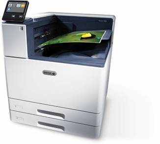 Цветной принтер Xerox VersaLink C8000DT (A3, LED, 45ppm/ 45ppm, max 205K pages per month, 4GB, 1.6 GHz, GigabitEth, Duplex)