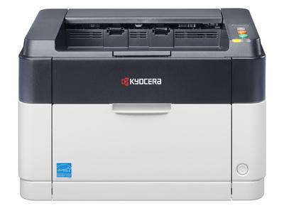 Kyocera FS-1060DN Лазерный, монохр. принтер (A4, 25 стр/ мин, 32Mb, USB 2.0, Duplex, Ethernet)