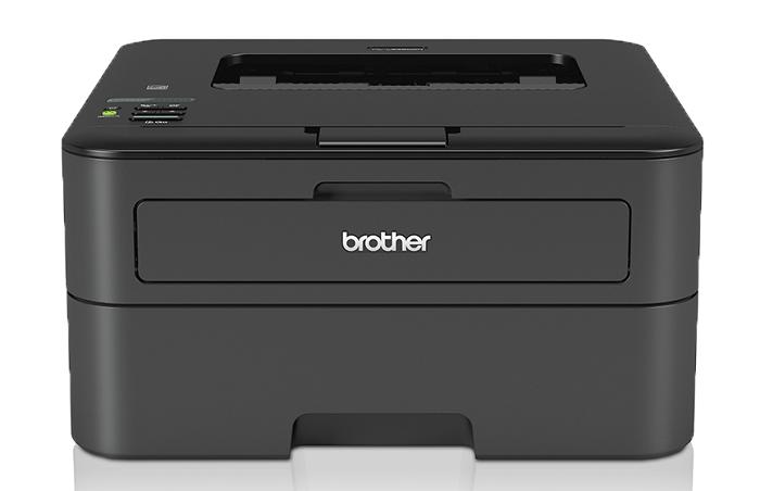 Brother HL-L2360DNR, A4, 32Мб, 30стр/ мин, Duplex, LAN, USB, старт.тонер 700 стр, 3 года гарантии)
