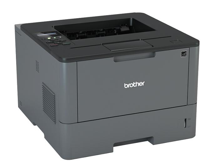 Brother HL-L5100DN, A4, 40 стр/ мин, 256Мб, Duplex, LAN, USB, старт.тонер 3000 стр.
