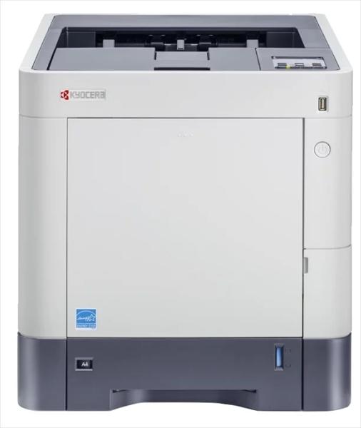 Kyocera P6230cdn (прямая замена P6130CDN), ( А4, 30ppm, 1200dpi, 1024 Mb, 1*500 лист., DU, Network, USB 2.0, старт.комп )