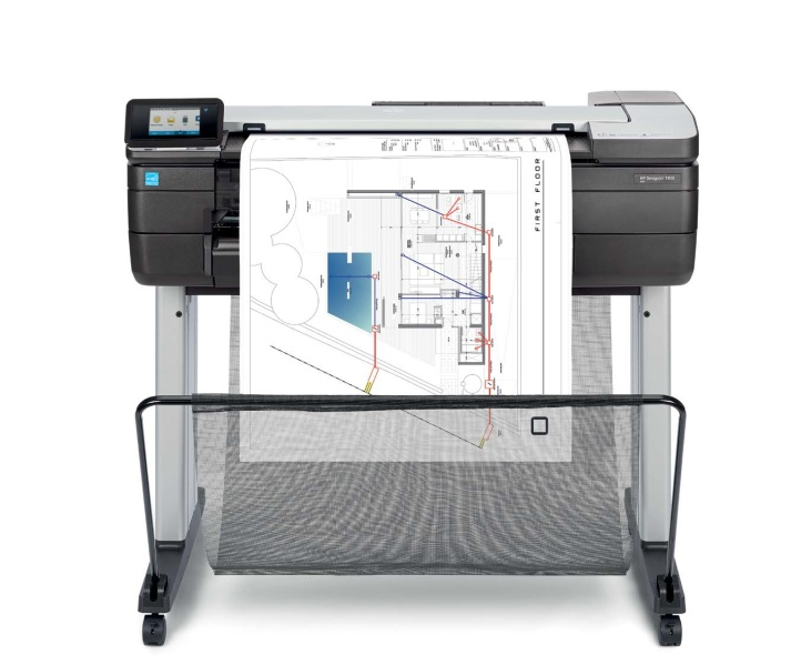 HP DesignJet T830 MFP (p/ s/ c, 24