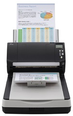 Fujitsu scanner fi-7260 (flatbed, CCD, A4, long document to 210x5588 mm, 600 dpi, 60 ppm/ 120 ipm, ADF 80 sheets, Duplex, 1 y warr) <img style='position: relative;' src='/image/only_to_order_edit.gif' alt='На заказ' title='На заказ' />