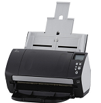 Fujitsu scanner fi-7160 (CCD, A4, long document to 210x5588 mm, 600 dpi, 60 ppm/ 120 ipm, ADF 80 sheets, Duplex, 1 y warr)