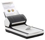 Fujitsu scanner fi-7240 (flatbed, CCD, A4, long document to 216x5588 mm, 600 dpi, 40 ppm/ 80 ipm, ADF 80 sheets, Duplex, 1 y warr)