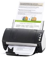 Fujitsu scanner fi-7140 (CCD, A4, long document to 216x5588 mm, 600 dpi, 40 ppm/ 80 ipm, ADF 80 sheets, Duplex, 1 y warr) <img style='position: relative;' src='/image/only_to_order_edit.gif' alt='На заказ' title='На заказ' />