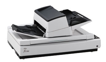 Fujitsu scanner fi-7700S (flatbed, CCD, A3, 600 dpi, 58 ppm, ADF 300 sheets, USB 3.0, Duplex, 1 y warr) <img style='position: relative;' src='/image/only_to_order_edit.gif' alt='На заказ' title='На заказ' />