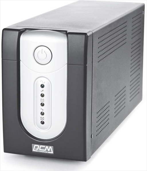 Powercom Back-UPS IMPERIAL, Line-Interactive, 1200VA/ 720W, Tower, IEC, USB